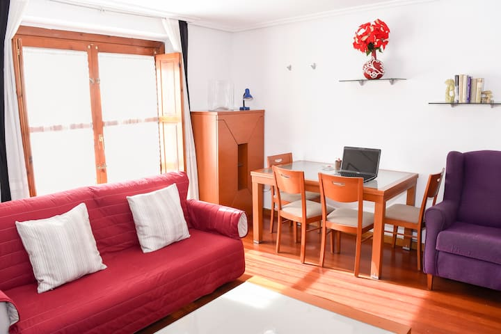 APTO. centro PARKING INCLUIDO.WiFi - Salamanca - Apartment