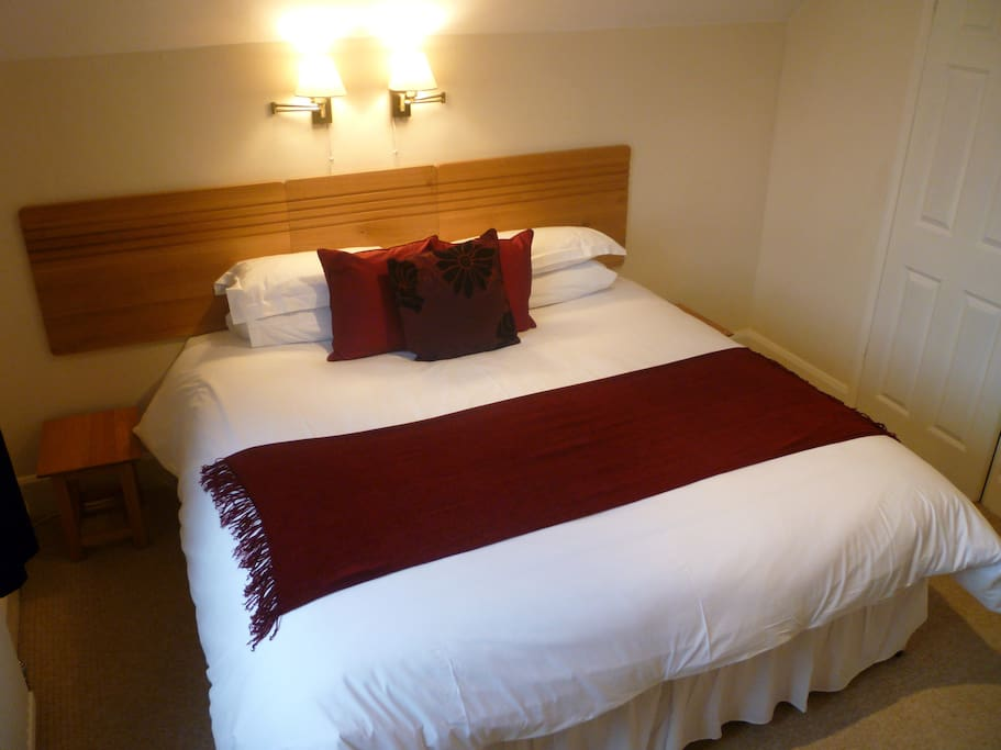 Superking double bed