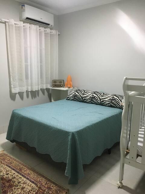 Casa confortável e aconchegante