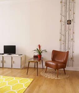 Light and cosy apartment in Belle Epoque District - Antwerpen - Condominium