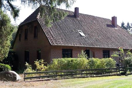 Ferienwohnung im Lehrdetal - Kirchlinteln - Apartament