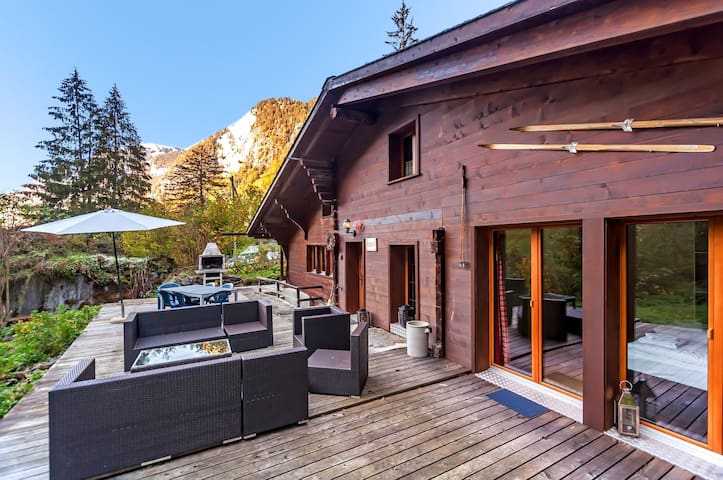 Charming little chalet for 6pers near Grindelwald