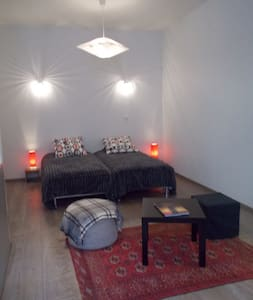 very naice studio in Barcelonnette - Barcelonnette - Wohnung