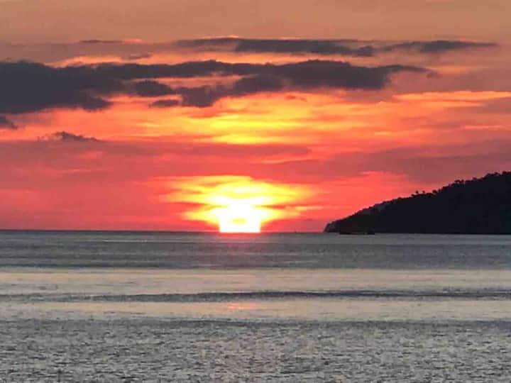 Casa estrela do mar -frente ao mar, acesso a praia