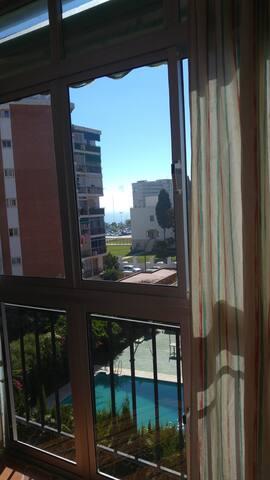 Fint lägenhet i den fantastiske Torremolinos - Torremolinos - Appartement