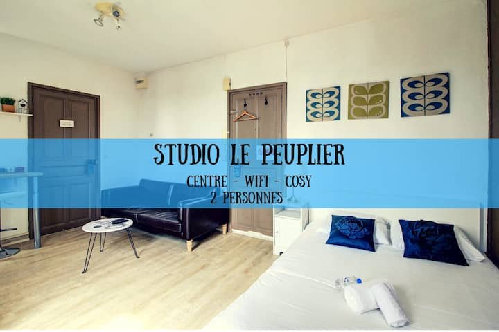 STUDIO LE PEUPLIER *