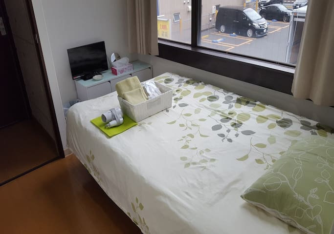 15 min. Walk from JR Ueno Station (No. 202)