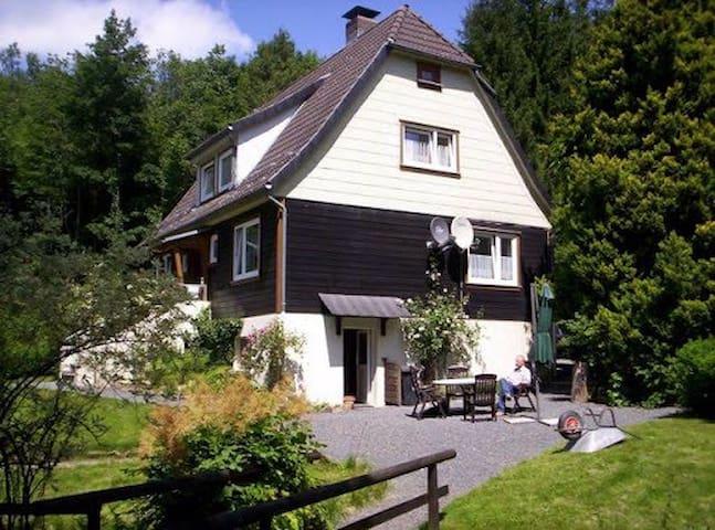 Vakantiehuis Ibu - Altenau - Dom