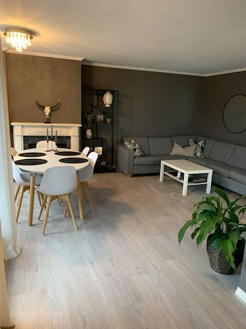 Koselig leilighet til leie på Myra i Arendal