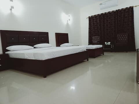 The Muslim Guesthouse - Name of Luxury and Comfort