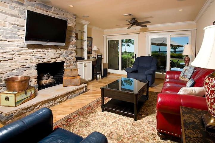 Sound Villa 1458 - Hilton Head Island - Casa de campo