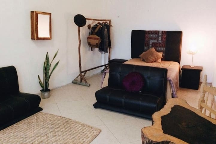 Comfort & Central in the Heart of Tulum
