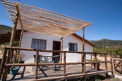 Cabaña Río Los Cipreses, Chacayes
