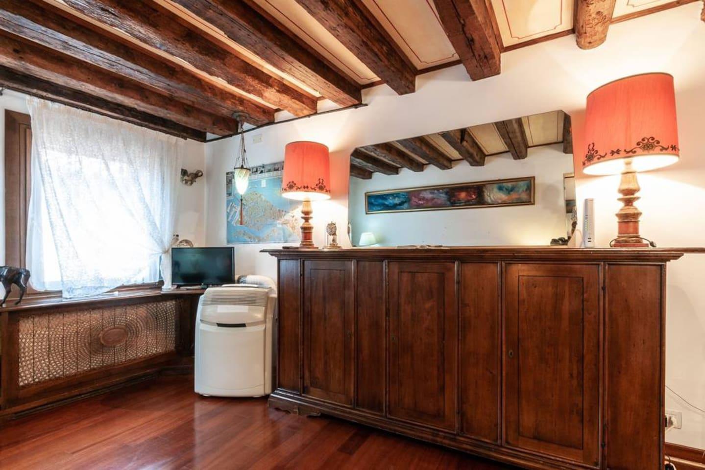 Legno Per Parquet Africano low cost romantic venice - flats for rent in venice