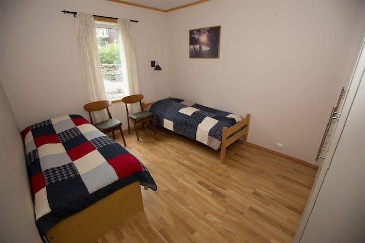 Flott leilighet med 3 soverom sentralt beliggende - Sandnes