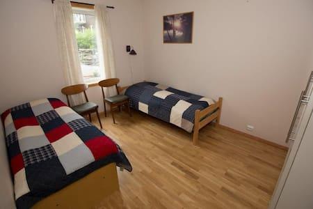 Flott leilighet med 3 soverom sentralt beliggende - Sandnes - Ortak mülk