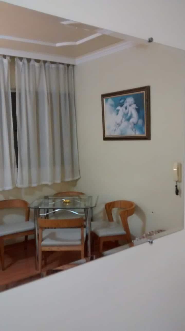 Apartamento Completo - Pampulha, UFMG, Mineirão