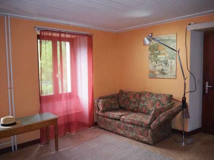 Natur Pur Famillienwohnung im Valle Onsernone