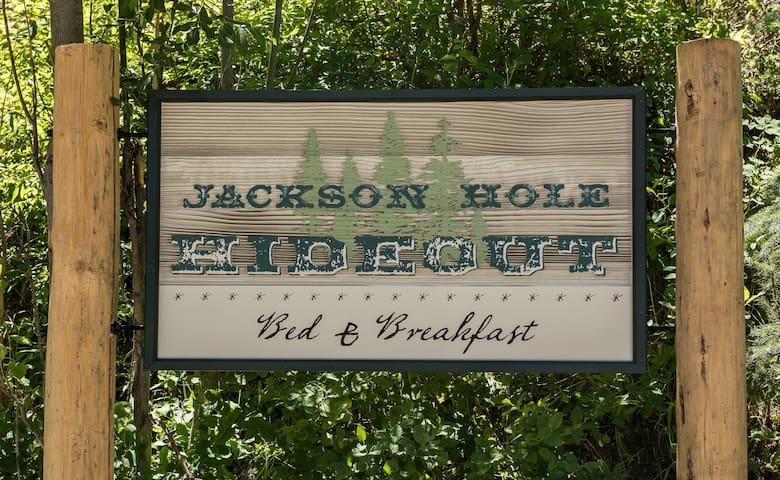 Jackson Hole Hideout Marshall Room-Breakfast/Snack