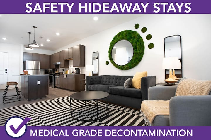 Safety Hideaway - Medical Grade Clean Home 92