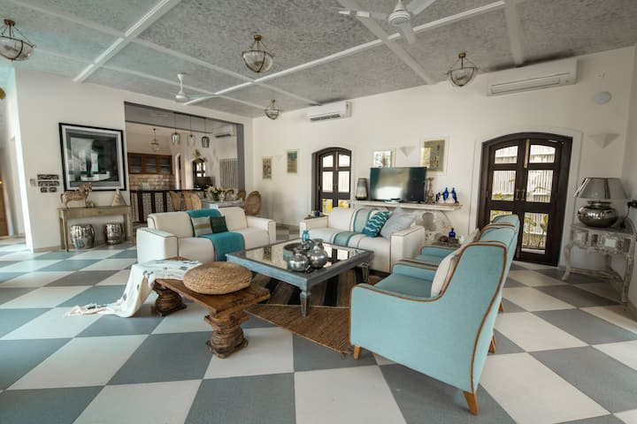 Luxurious 4 bedroom Villa in Assagaon, Goa