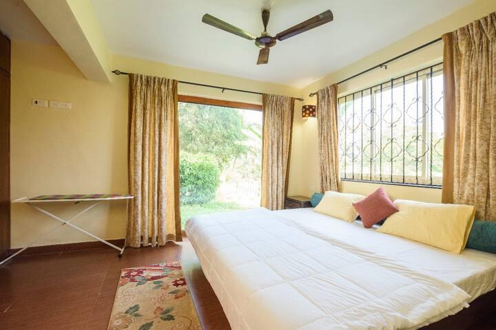 Dona Karen - 1bhk Luxury apartment in Candolim - 2