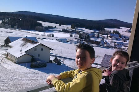 Voordelig ski-adres, DL, Bayern, 3-landenpunt - Haidmühle - Apartament