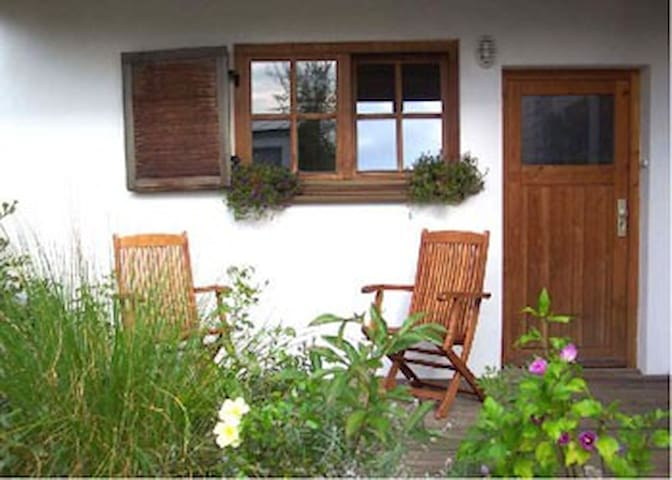 Modernes und sonniges Appartement in ruhiger Lage - Erding - Holiday home