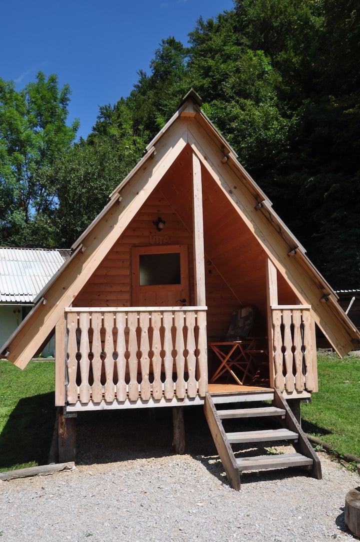 Wooden Cabin VITA