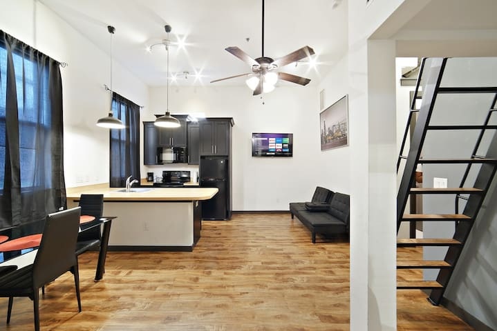 Loft Style Living in Downtown Tampa #103