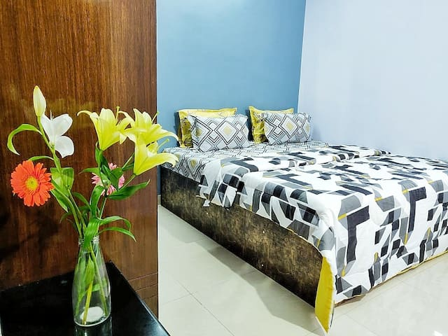 Two Bedroom Flat with kitchen in JP Nagar 02