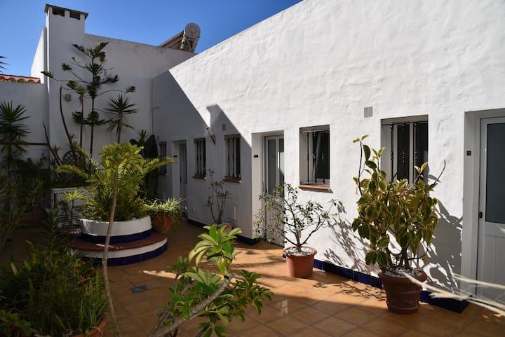Cosy apartment in Tarifa Studio 1 with Fiber Optic