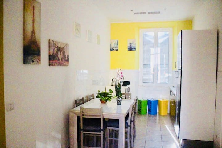 Common area/Kitchen