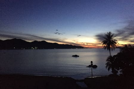 Cosy basic room on the beach - tp. Nha Trang - Villa