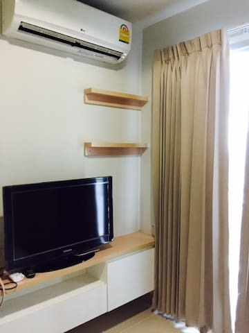 Good room/Good weather/Full furnished - Bangkok - Apartment