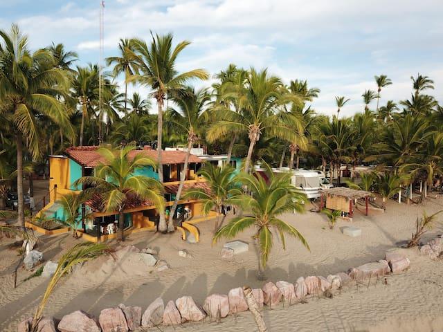 Bungalows Boca Beach