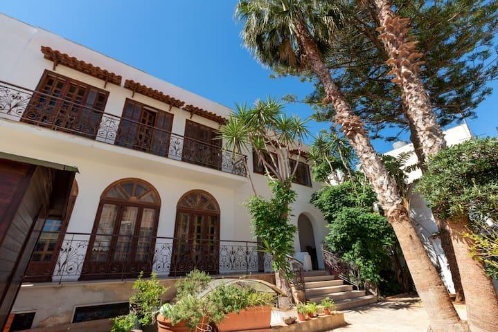 Villa al santuario, camera doppia