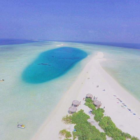 Quicksand of the Maldives