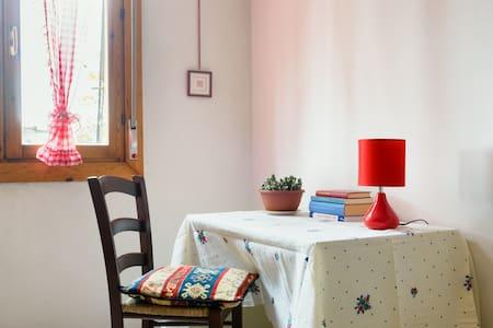 Ampia stanza singola a due passi dalla Francigena - Monteroni d'Arbia - Apartment