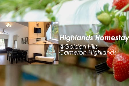 Highlands Homestay @Golden Hills Cameron Highlands - Brinchang - Apartment