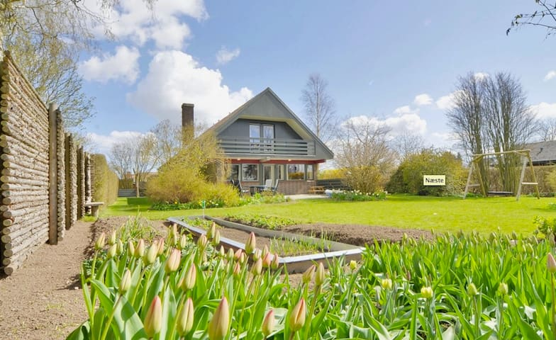 Plenty of space near Aarhus C - Brabrand - House
