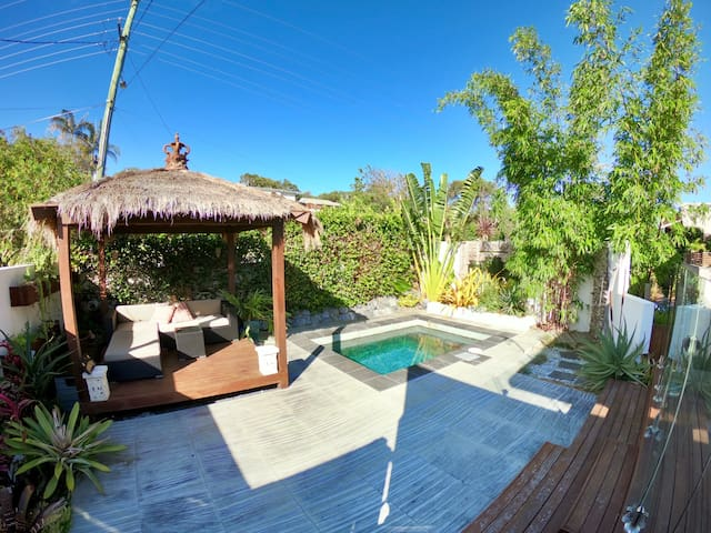 Emerald Beach Villa, 2 Bedroom Home