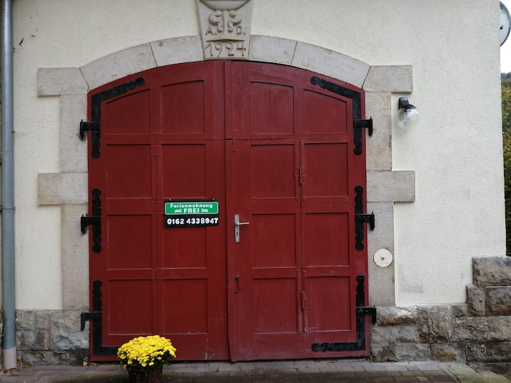 Hübsche FeWo nahe der Festung Königstein/Sächs.