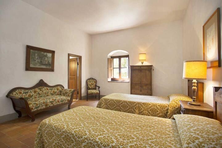 Malmantile - Stone-built Villa close to Florence - Malmantile - Villa