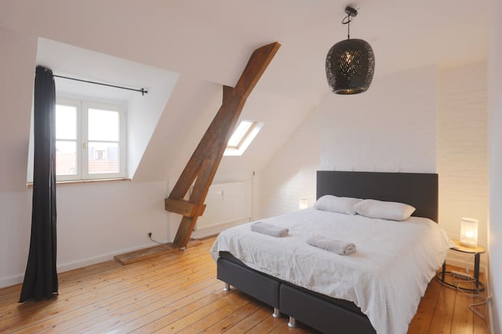 Nice 2 bedrooms Apt in Brussels center