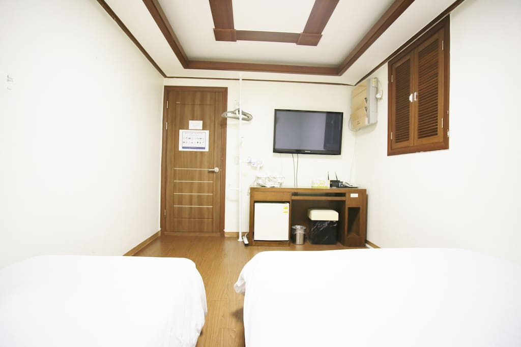 Triple room / Double and single bed