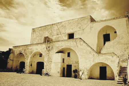 Masseria Canneddi (apartment) Salento - Avetrana - 別墅