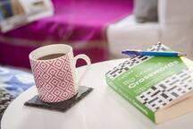 Coffee & Crossword