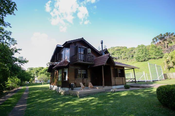 Casa de Campo Águas Claras