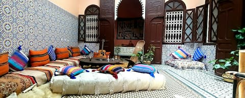 Traditional Riad